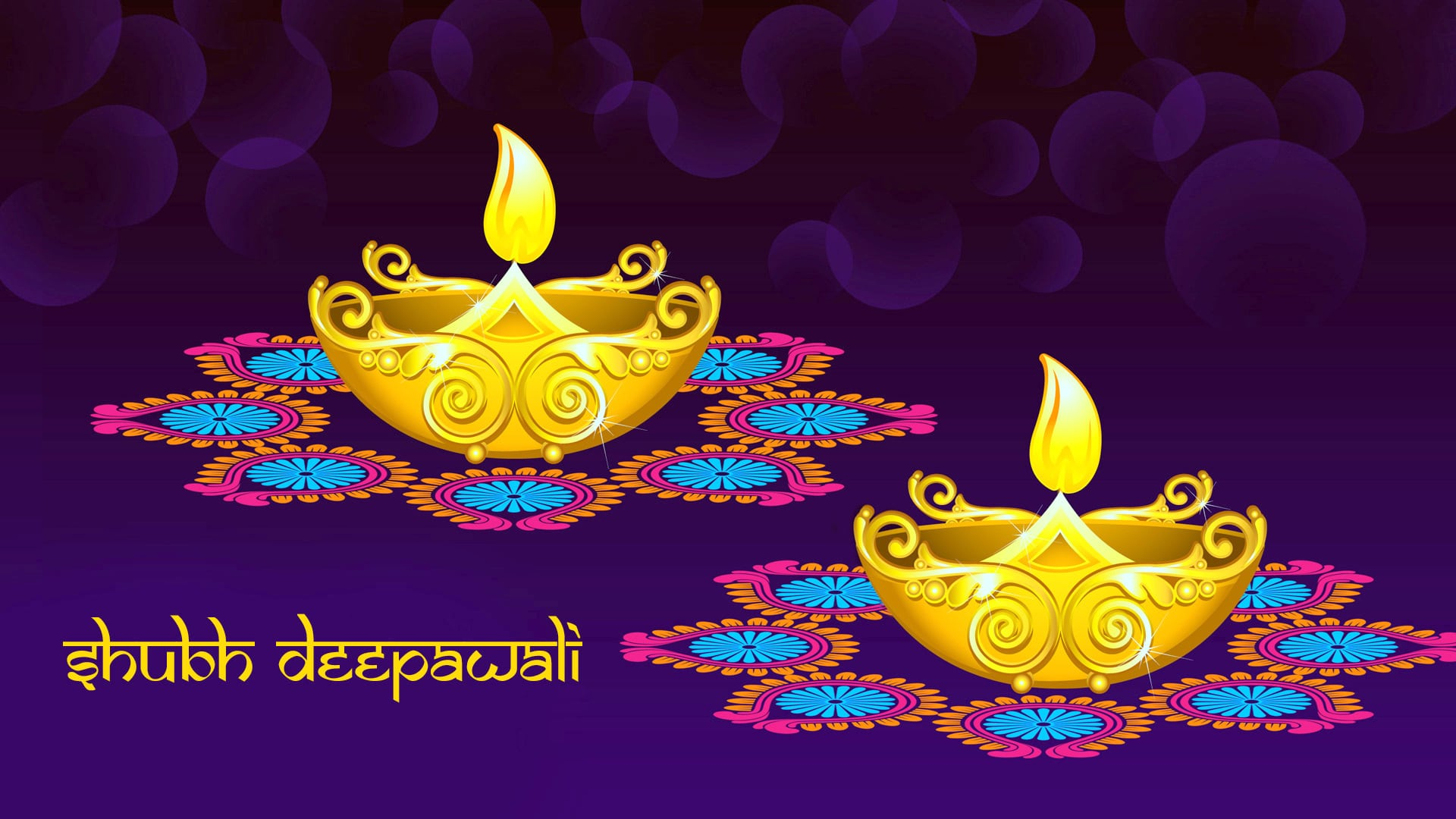 Shubh Deepawali Wallpaper