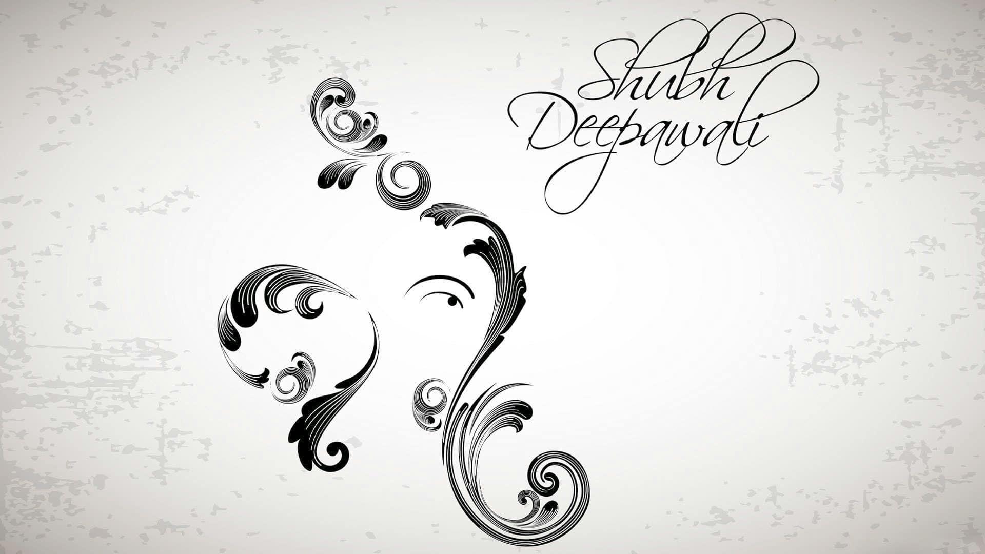 Subh Deepawali Art
