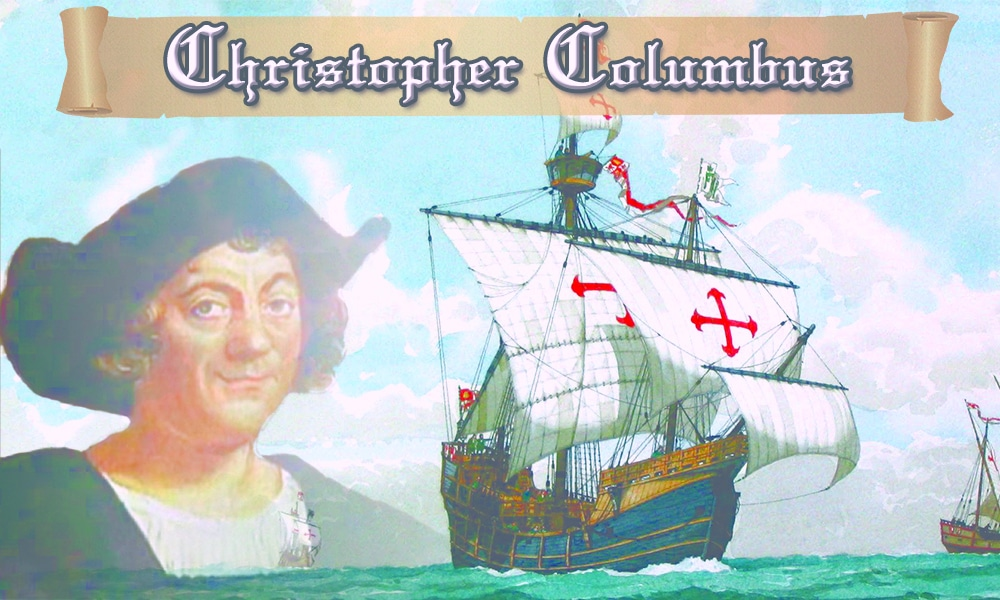 christopher columbus With Ship