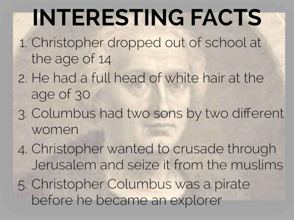 christopher columbus facts Images