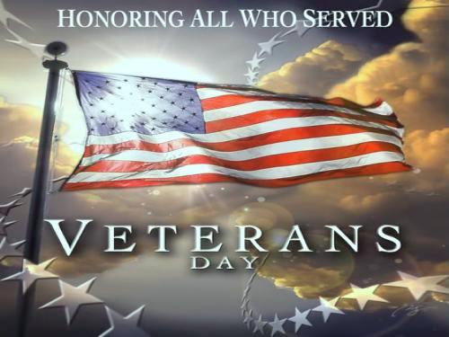 veterans day Facebook