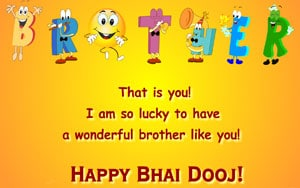Bhai Dooj Images For Brother