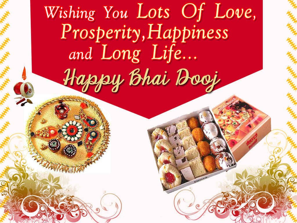Bhai Dooj Images For Sister