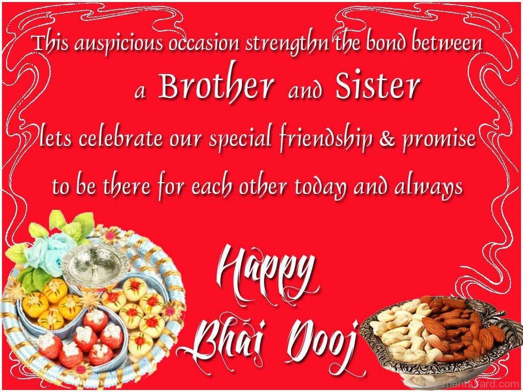 Bhai Dooj Images For Sister