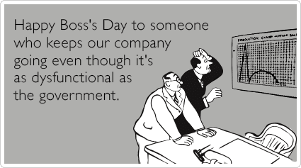 Boss Day Funny