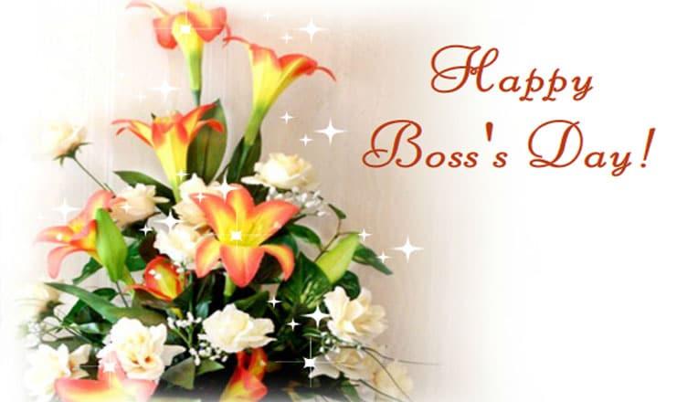 Boss Day Greeting