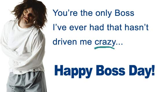Boss Day Lines