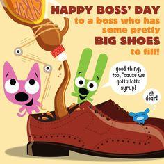 Boss Day Pics