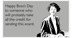 Boss Day ecard