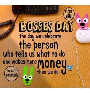 Bosses Day