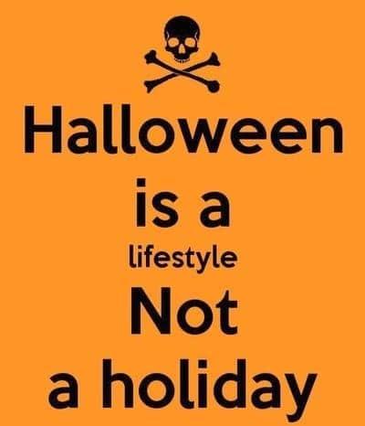 Halloween Saying