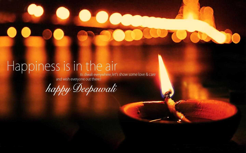 Happy Deepawali Lights