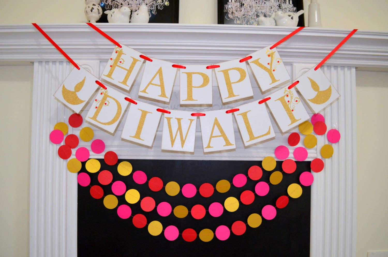Happy Diwali Banner