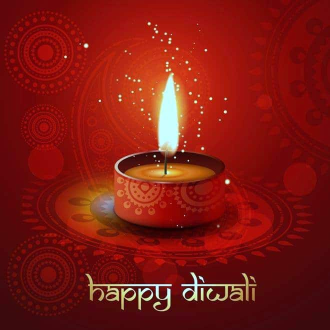 Happy Diwali Diya Wishes