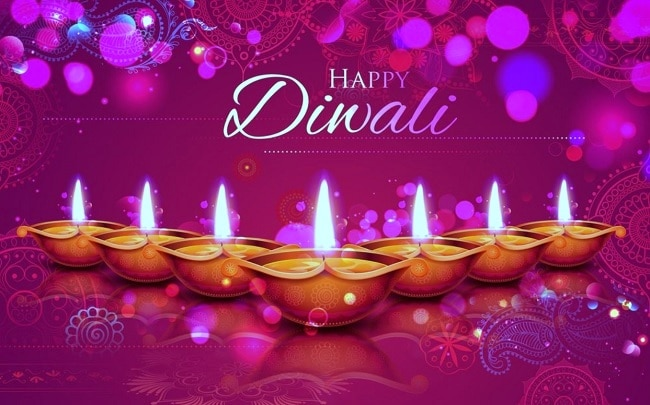 Happy Diwali Diya