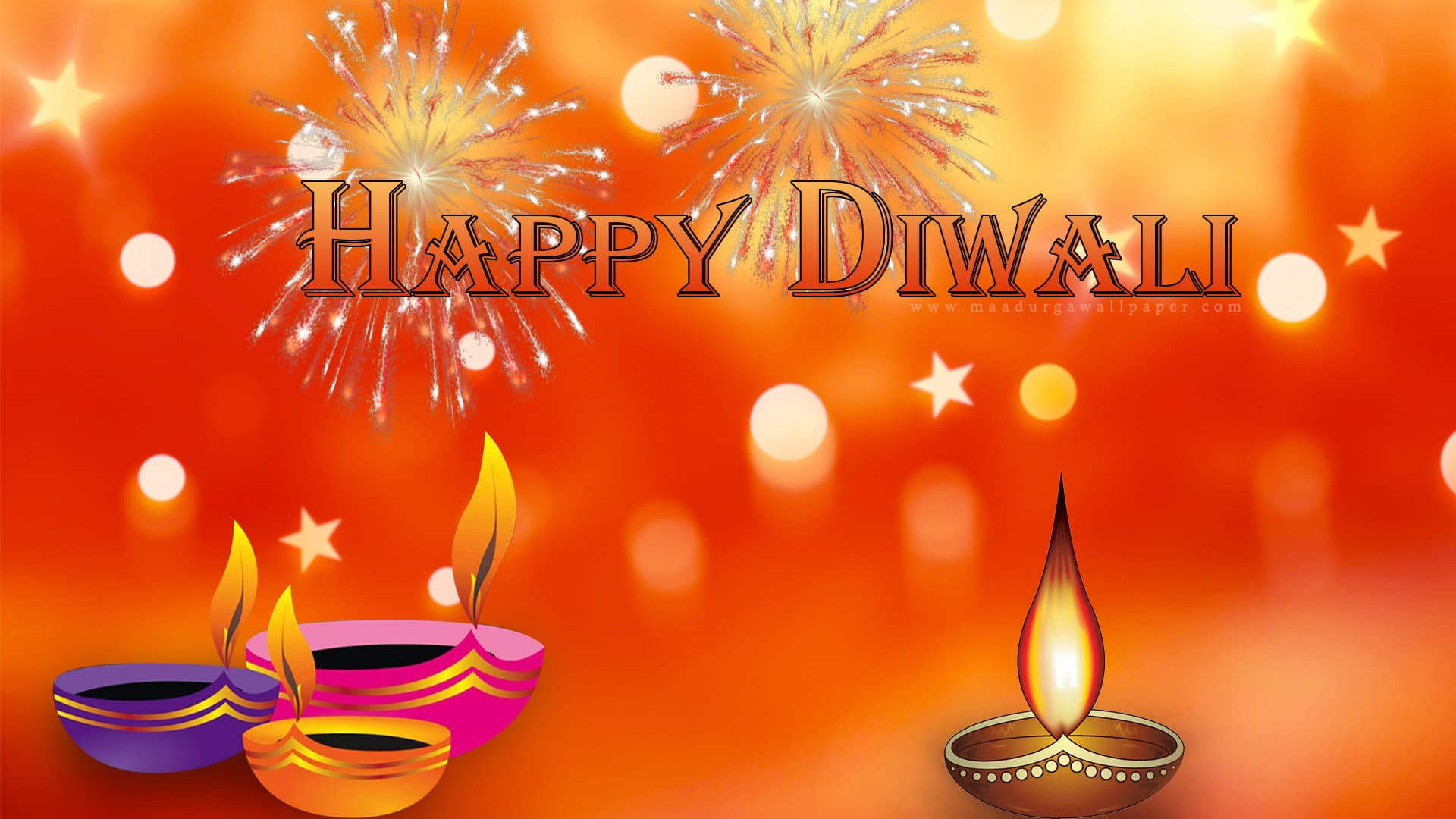 Happy diwali desktop wallpapers free hd images happy diwali greeting kristyandbryce Gallery