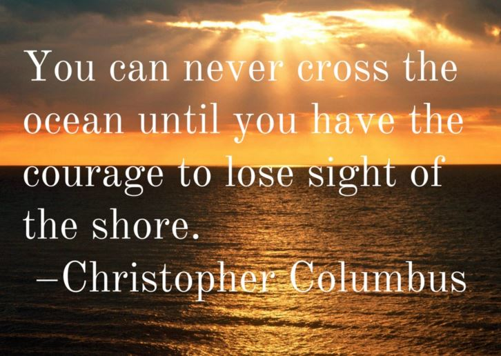 Happy Columbus day Quotes