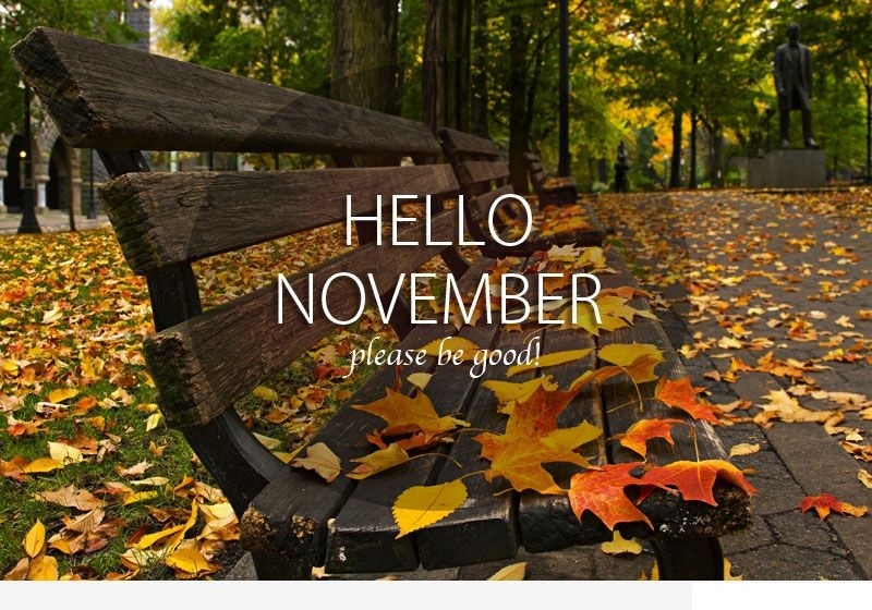 Images Hello November
