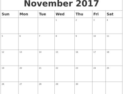 november 2017 calendar with holidays with india usa uk