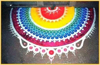 Rangoli Designs For Home
