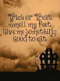 Trick or Treat Quotes