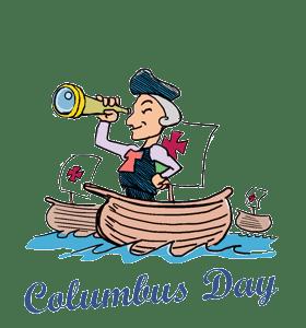 Columbus day Pics