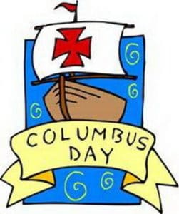 Columbus day Wallpaper