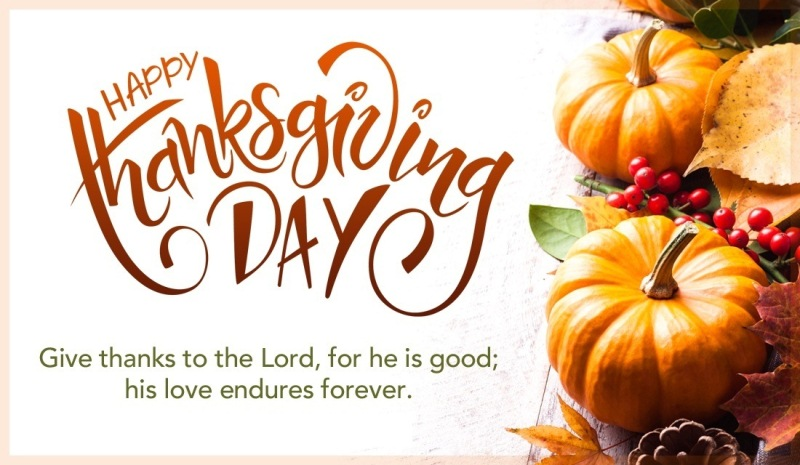 2017 Thanksgiving Day Cards