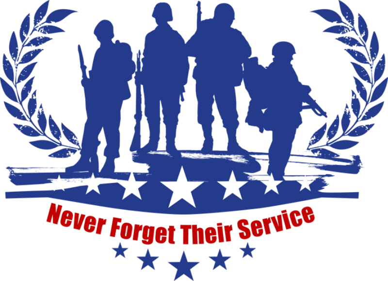 2017 Veterans Day Clipart