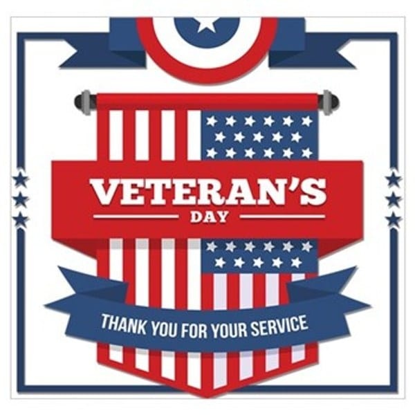 2017 Veterans Day Posters