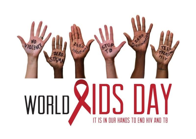 AIDS Day 2017 Slogans
