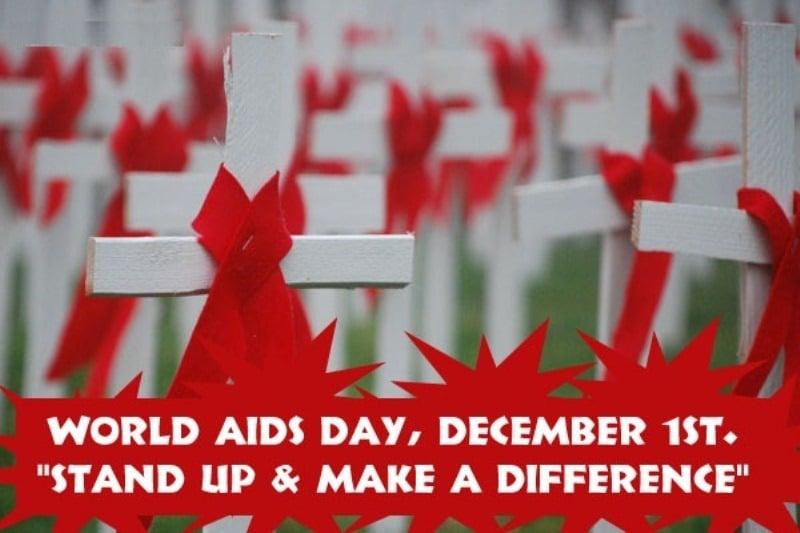 AIDS Day Awareness Sayings