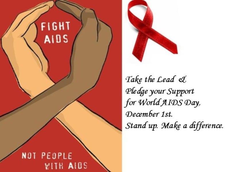 AIDS Day Sayings In Hindi