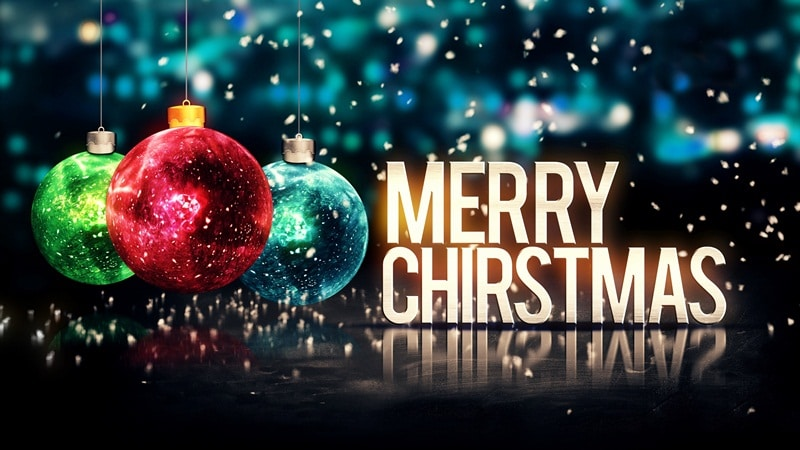 Animated Christmas Photos