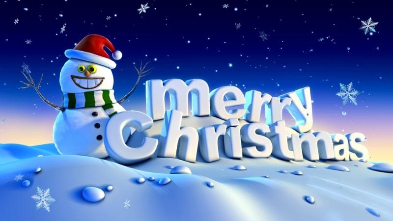 Animated Happy Christmas Day Photos