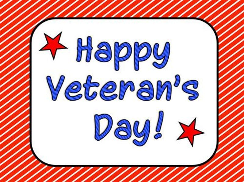 Clipart Veterans Day 2017