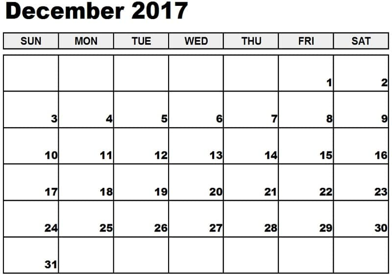 free 2017 december calendar download free hd images
