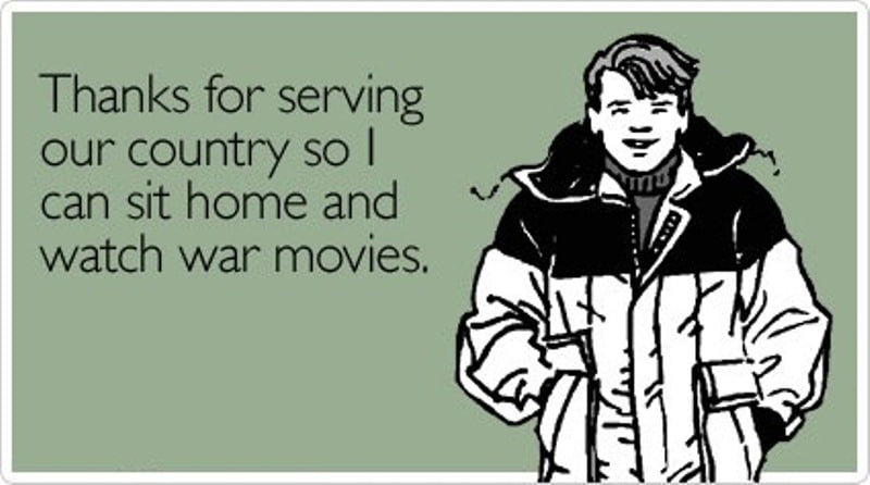 Funny Veterans Day Jokes
