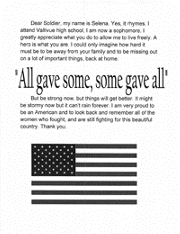 Download thank you letter to veterans free hd images greetings of veterans day expocarfo