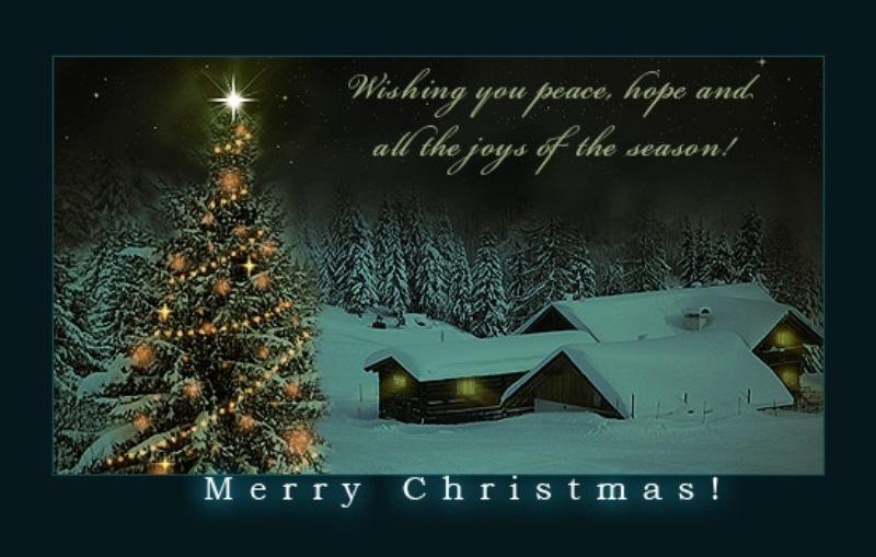 Happy Christmas Ecards
