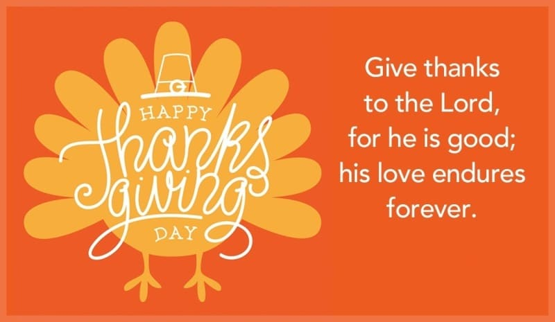 Happy Thanksgiving Cards For Friends