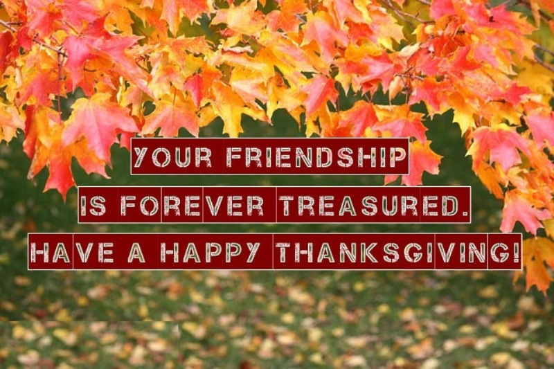 Happy Thanksgiving Day 2017 Wishes