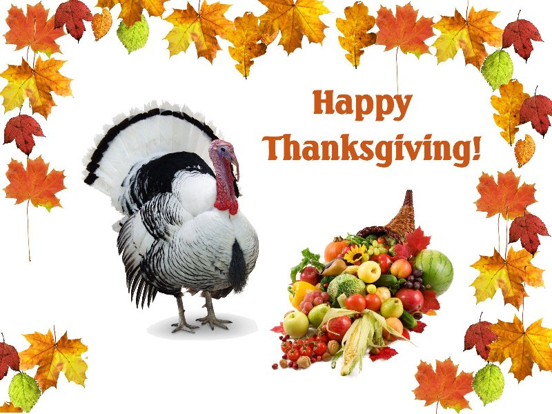 Happy Thanksgiving Day Text 2017