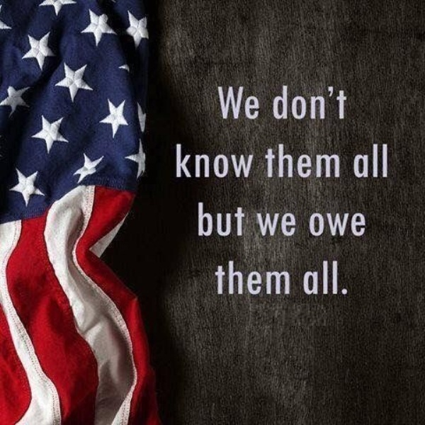 Happy Veterans Day Sayings to Heroes