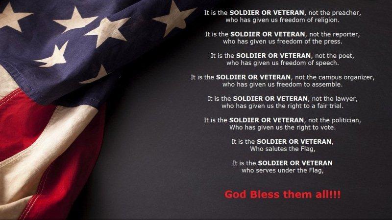 Happy Veterans Day Speech Ideas