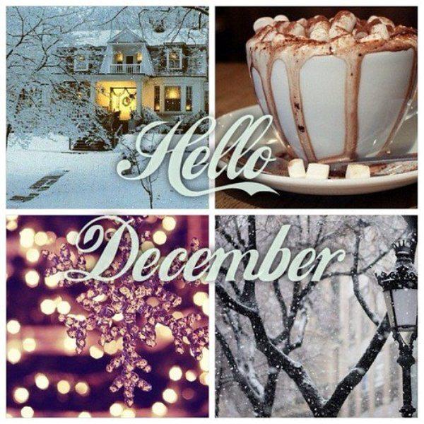 Hello December Quotes