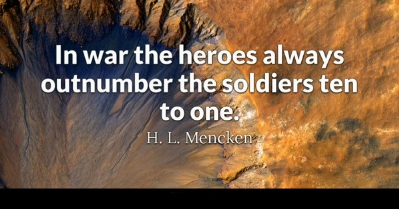 Inspiring Quotes Veterans Day