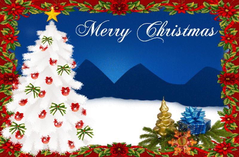 Merry Christmas Ecards