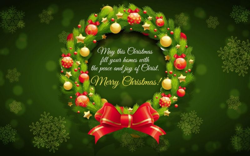 Merry Wishes For Kids