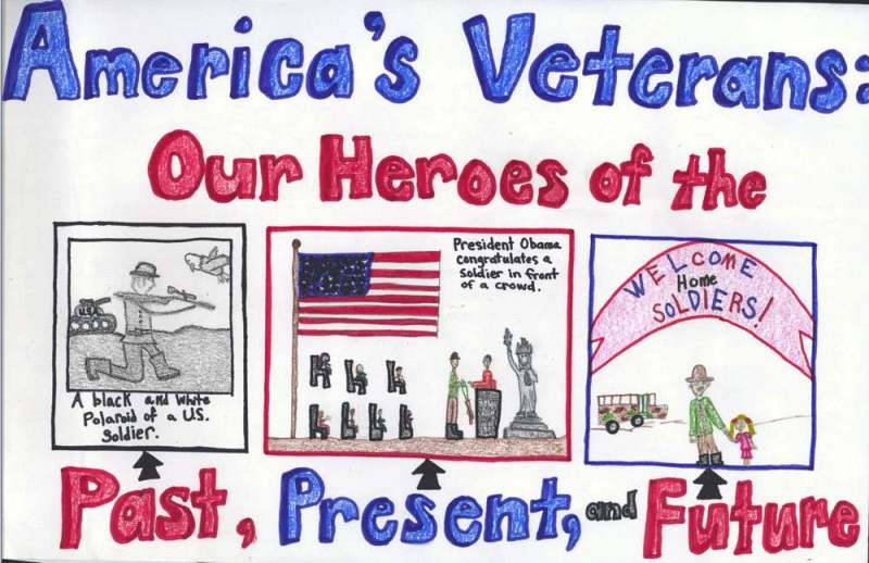 National Veterans Day Posters